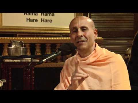 Radhanath Swami - Remembering Tamal Krishna Goswami & Bhakti Tirtha Swami