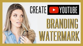 Video How to Create YouTube Branding Watermark for Your Channel MP3, 3GP, MP4, WEBM, AVI, FLV Desember 2018