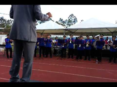corporação musical de São Vicente em Caieiras 2013