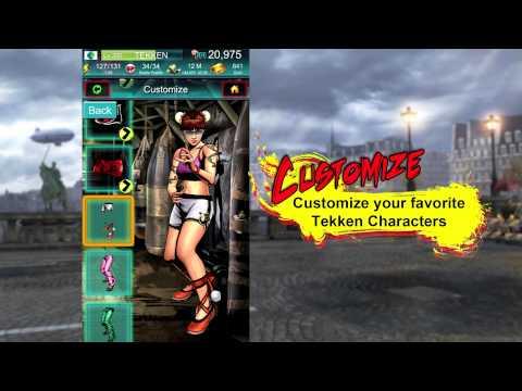 Video of Tekken Arena