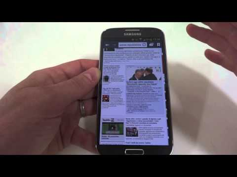 Samsung Galaxy S4 - Video recensione