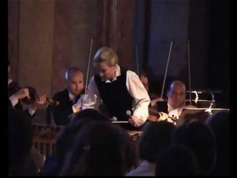 Johann Sebastian Bach – Cembalo Concerto f-Moll