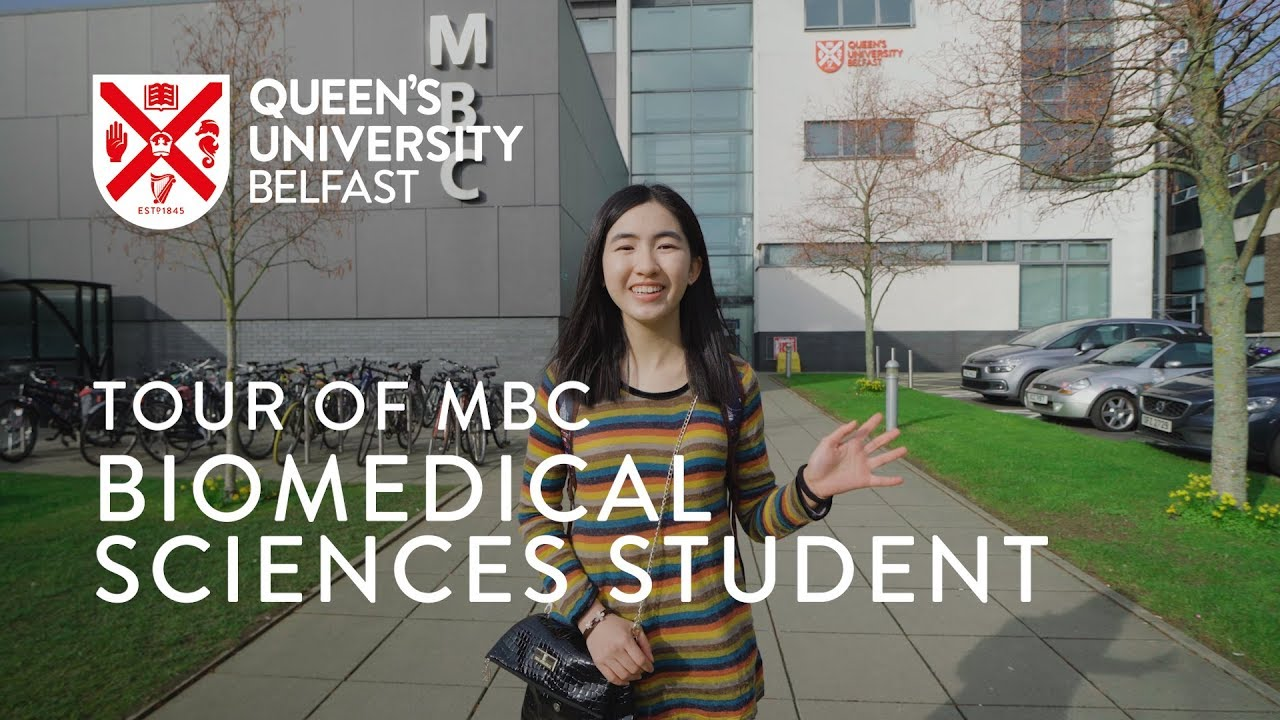 Biomedical Sciences Student – Tour of the MBC