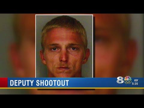 Deputy Shootout