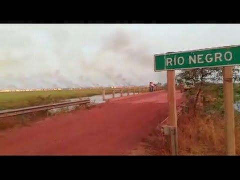 Πυρκαγιές στον Αμαζόνιο: Κόντρα Μακρόν- Μπολσονάρο