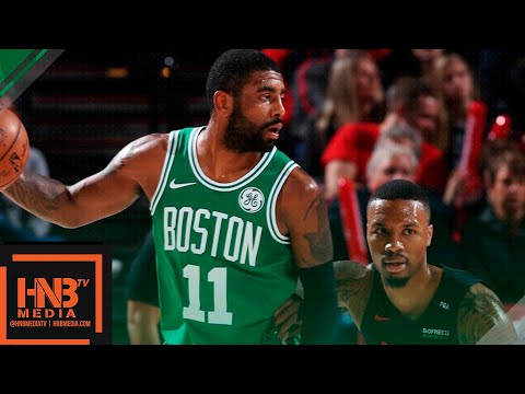 Boston Celtics vs Portland Trail Blazers Full Game Highlights | 11.11.2018, NBA Season