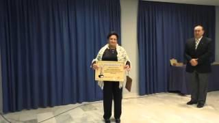 Entrega de premios y Distinciones Granada Costa 2015