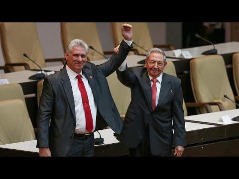 Τέλος εποχής στην Κούβα-Ανέλαβε ο νέος πρόεδρος
