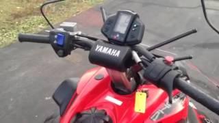 8. 2007 Yamaha Phazer 500 GT
