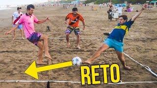 Video RETO de Fútbol | El JUEGO de las VIDAS MP3, 3GP, MP4, WEBM, AVI, FLV Juli 2018
