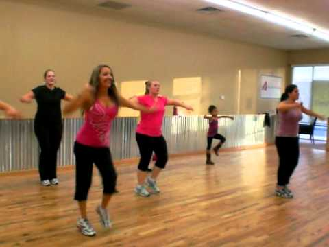 Zumba- Walk It Out Merengue Remix