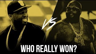 Video 50 Cent Vs. Rick Ross: Who REALLY Won? MP3, 3GP, MP4, WEBM, AVI, FLV Oktober 2018