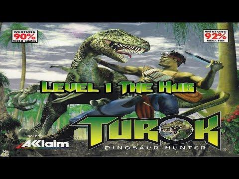 Turok : Dinosaur Hunter Nintendo 64