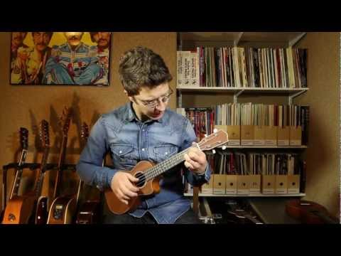 Concert Ukulele - http://www.cliffsmithguitarlessons.co.uk/guitar-lesson-videos/ is where Cliff Smith shares his lesson videos, TABS and other lesson materials to help you wit...