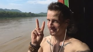 Pakbeng Laos  city photo : WE ARE IN LAOS | Pak beng to Luang prabang by boat