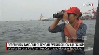 Video Perempuan Tangguh di Tengah Evakuasi Lion Air PK-LQP I CNN ID Update MP3, 3GP, MP4, WEBM, AVI, FLV April 2019