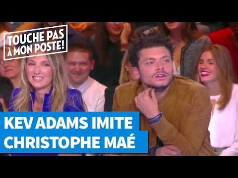 Kev Adams imite Christophe Maé dans TPMP