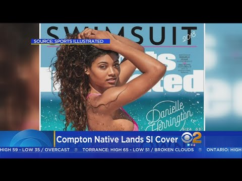 Compton Native Now A Sports Illustrated Cover Model