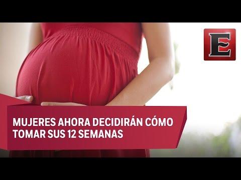 IMSS modifica las reglas de incapacidad a embarazadas