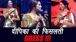 XxX Hot Indian SeX Deepika Padukone Suffers Wardrobe MALFUNCTION At XXx Premiere Watch Video FilmiBeat .3gp mp4 Tamil Video