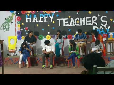 Funny skit  on Teachers Day (super funny with music) | Banarasi PAAN | By NIT Jamshedpur students |