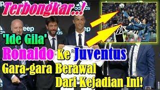 Video CLOSED !!! Cristiano Ronaldo's Crazy Idea To Juventus Gara Gara Started From This Genesis! MP3, 3GP, MP4, WEBM, AVI, FLV Juli 2018