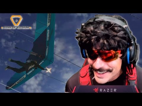 DrDisRespect Reacts to Ring Of Elysium (New Winter BR Game) - COD BlackOps 2 Funny Gameplay