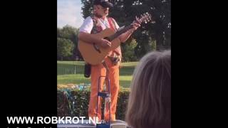 Rob Krot - Troubadour op de Twentsche Golfclub