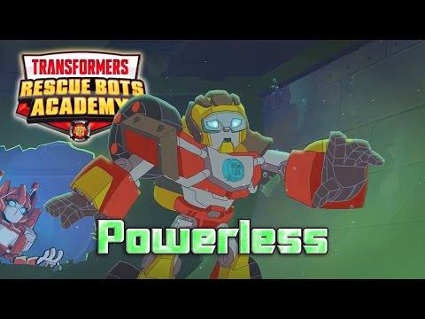 Rescue Bots Academy Review - Powerless