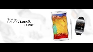 Samsung Galaxy Note 3 + Gear Launch in Nepal