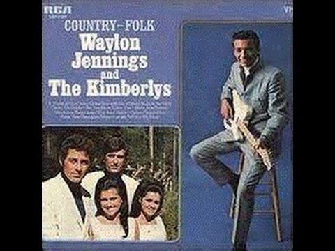 MacArthur Park by Waylon Jennings with The Kimberlys
