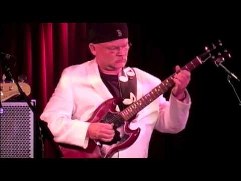 Part 1 Hap Moore w/ Michael Packer Band Blues Hall of Fame Induction