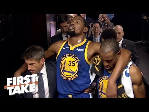 I wouldn't offer Kevin Durant a max contract now – Max Kellerman | First Take