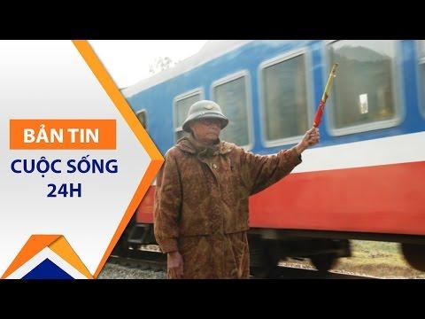 Cựu binh 12 năm gác chắn đường sắt không lương | VTC - Thời lượng: 3 phút, 10 giây.