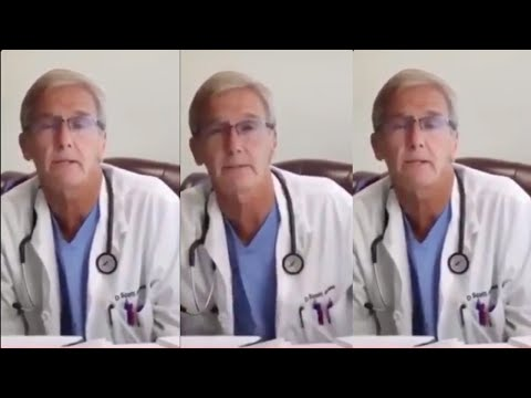 Doctor Jensen Is Threatened To Have His Medical License Take for Speaking Out About C-19 Death