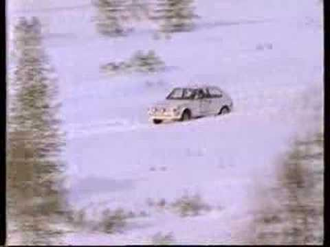 LYNX - Tongue-in-cheek Lynx snowmobile commercial video from the year 1987 starring Finnish rally legend Markku Alen and snowmobile legend Pauli Piippola. http://ww...