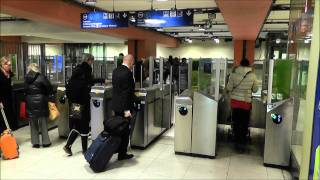 Video How to go by metro: Gare du Nord - Gare de Lyon in Paris MP3, 3GP, MP4, WEBM, AVI, FLV Agustus 2017