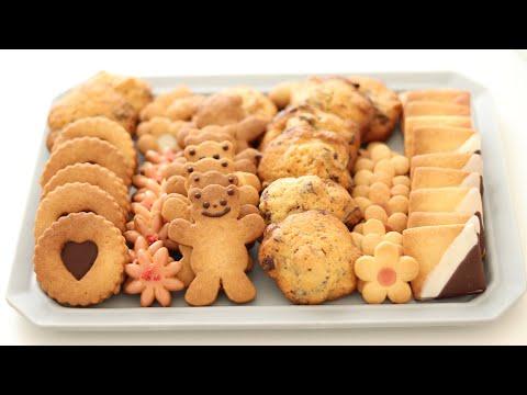 型抜きクッキーとチョコチャンククッキーの作り方&ラッピング*バレンタイン Cookie|HidaMari Cooking - Thời lượng: 11 phút.