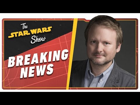 New Star Wars Trilogy Announced!   The Star Wars Show