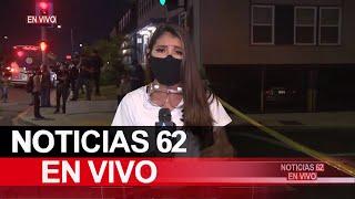 Cientos protestan afuera de la casa del alcalde Garcetti – Noticias 62 - Thumbnail