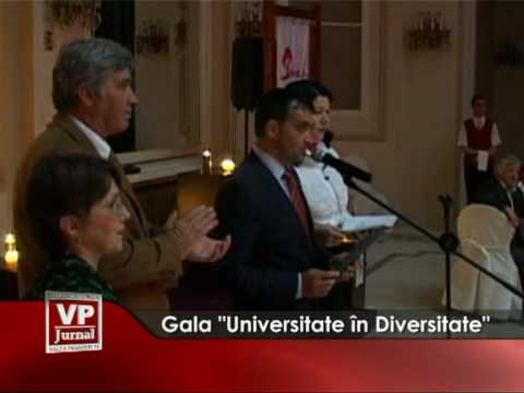 """Gala """"Unitate în Diversitate"""""""