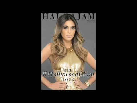 HollyWood Glam by Hala Ajam, Arab Celebrity Makeup Artist