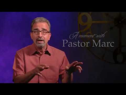 "A Moment with Pastor Marc #45<br /><strong>""Plans""</strong>"