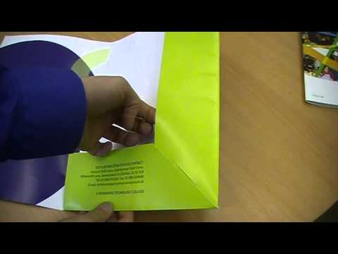 A4 Presentation Folder1
