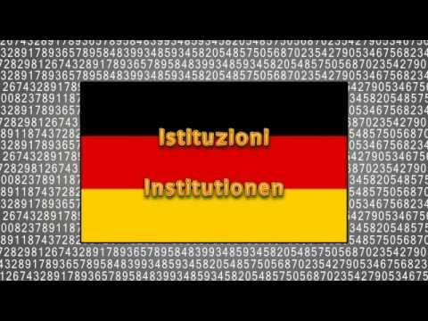 Różnice między Włochami a Niemcami