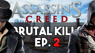 """Here's Episode 2 to my series on the Brutality of The Assassin's Creed Games, If you are enjoying these then be sure to let me know by leaving a Like and Commenting your thoughts.Don't Forget to Leave a Like! :) and a comment on your views of AC: Origins!Subscribe and Hit the Notification Bell to Keep up to Date with When I Upload!►Subscribe to me here!: http://www.youtube.com/subscription_c…►Follow me on Instagram: https://www.instagram.com/o_knightz_o/ ►Check out Other Easter Egg Here!: https://www.youtube.com/playlist?list=PLud5z0-p8XHghQADyX6zBUkw12elgapjuAssassin's Creed is a franchise centered on an action-adventure video-game series developed by Ubisoft. It depicts in the centuries-old struggle between the Assassins, who fight for peace with free will, and the Templars, who desire peace through control. Featuring historical fiction and characters, mixed with real-world historical events, and figures. The series took inspiration from the novel Alamut by the Slovenian writer Vladimir Bartol, while building upon concepts from the Prince of Persia series. The Ezio Collection, developed by Virtuos and Ubisoft Montreal, features remastered versions of Assassin's Creed 2, Assassin's Creed: Brotherhood, and Assassin's Creed: Revelations' single-player modes, using the Anvil engine, for the PlayStation 4 and Xbox One (the multiplayer being excluded from the package). The games feature improved graphics, lighting, effects and textures, and also includes all previously released downloadable content for the single-player. In addition, the bundle features the short films Assassin's Creed: Embers and Assassin's Creed: Lineage. The collection was released on November 15, 2016, receiving """"mixed or average reviews"""", according to review aggregator Metacritic. It was criticized for its subpar graphical enhancements for the next generation of consoles, the dated gameplay, and the capped 30 frames per second.Music:Ibn Al-NoorbyKevin MacLeodis licensed under aCreative Commons Attr"""