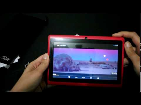 iROLA DX758 Tablet PC- 7
