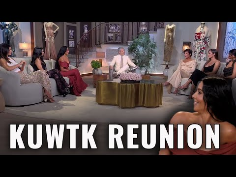FIRST LOOK at Explosive Keeping Up With the Kardashians Reunion w/ Andy Cohen