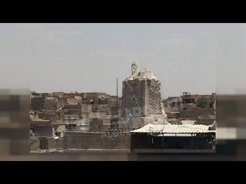 Μοσούλη: Θλίψη και οργή για την καταστροφή του τεμένους Αλ Νούρι