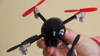 Micro Drone 2.0 Review. First RC Micro Quadcopter With a HD Video